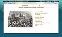 Expositions virtuelle : Corsaires de St Vaast-la-Hougue