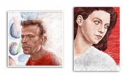 Études de visages