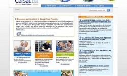Site Web Carsat Nord Picardie
