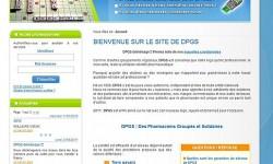 Site Web DPGS